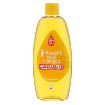 Johnson & Johnson Baby No more tears Shampoo 300ml