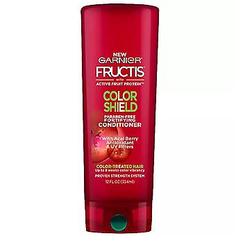 Garnier fructis color shield fortifying conditioner, 12 oz