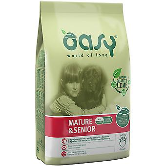Oasy Senior Chicken (Dogs , Dog Food , Dry Food)