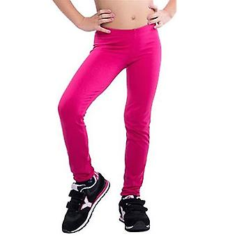 Sport Leggings för barn Happy Dance JR Fuchsia/6 år