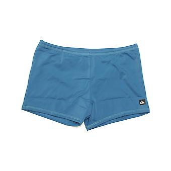 Quiksilver Mapool Swimming Trunks in Majolica Blue