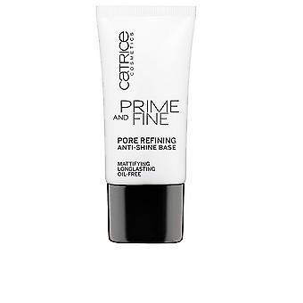 Catrice Prime und feine Pore Verfeinerung Anti-Glanz Basis 30 Ml für Frauen