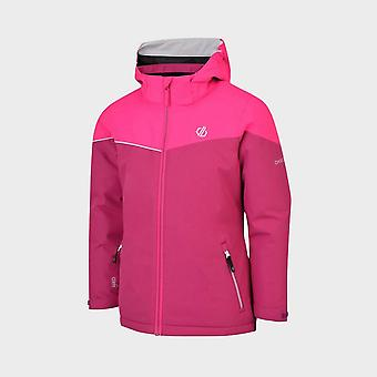 New Dare 2B Kids' Oath Ski Jacket Pink