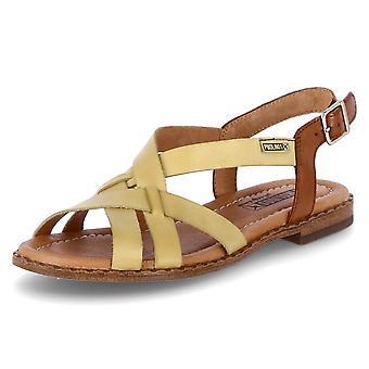 Pikolinos Algar W0X0556SOL sapatos femininos universais de verão