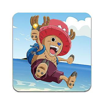 2 ST One Piece Chopper Coasters
