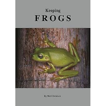 Keeping Frogs by Mark Davidson - 9780975820001 Book