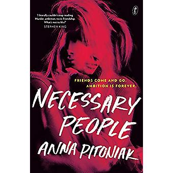 Necessary People by Anna Pitoniak - 9781922268860 Book