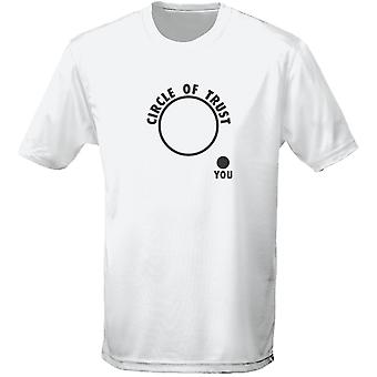 Circle Of Trust Movie Slogan Mens T-Shirt 10 Colours (S-3XL) by swagwear