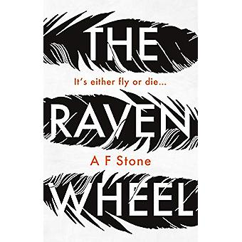The Raven Wheel by A. F. Stone - 9781912881741 Book