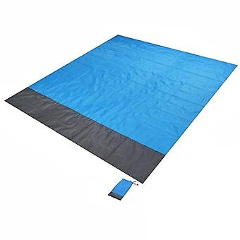 Water resistant Blanket - Blue