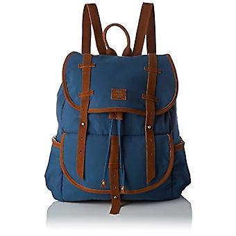 Mila Louise - Blue Women's Backpack Bag (Blue (Topaze 23882-53)) 18x30x30 cm (W x H x L)