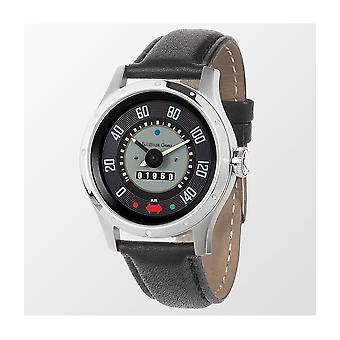 Bavarian Crono - Armbanduhr - Käfer 1960 kmh Tacho Uhr