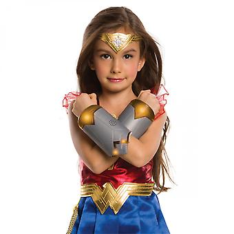 Wonder Woman Youth Deluxe Light Up Costume Gauntlets
