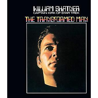 William Shatner - Transformed Man [CD] USA import