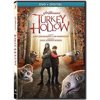 Jim Henson Tyrkiet hule [DVD] USA importerer