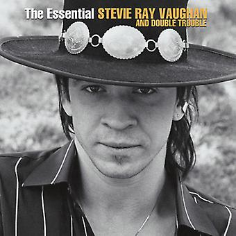 Stevie Ray Vaughan & Double Trouble - Essential Stevie Ray Vaughan & Double Trouble [Vinyl] USA import