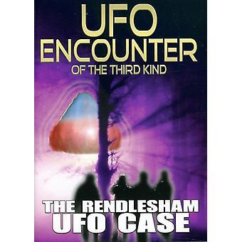 Ufo Encounter of the Third Kind: The Rendlesham Uf [DVD] USA import