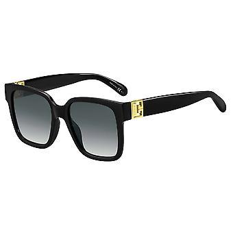 جيفنشي GV7141/G/S 807/9O أسود/ رمادي داكن نظارات متدرجة