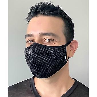 Andrew Christian mondkapje Slick Mesh Glam Mask