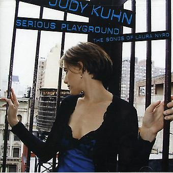 Judy Kuhn - Serious Playground: Songs of Laura Nyro [CD] USA import