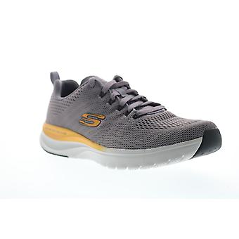 Skechers Ultra Groove Templar  Mens Gray Athletic Cross Training Shoes