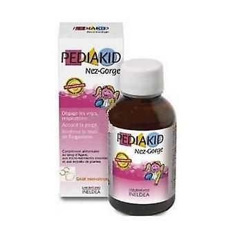 Pediakid nose-throat (honey and lemon flavor) 125 ml (Lemon - Honey)