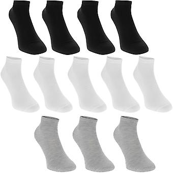 Donnay Trainer Chaussettes 12 Pack Junior