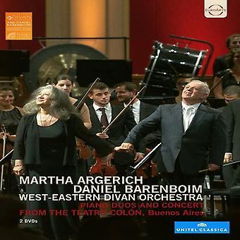 Importación de Estados Unidos West Eastern Divan Orchestra [DVD]