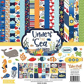 Echo Park Under The Sea 12x12 Inch Collection Kit