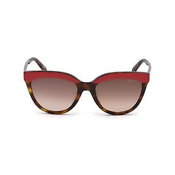 Emilio Pucci - Accessoires - Zonnebrillen - EP0085_77F - Dames - rood,sienna