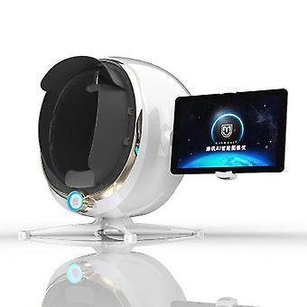 8 Spectrum digitaalinen ihoanalysaattori kone, 3D Magic Mirror Analyysi Kasvojen iho