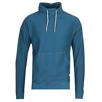 Armor Lux Patterson Blue Pullover Sweatshirt