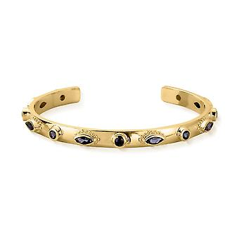 ChloBo Gold Cosmic Connection Bangle GBBAN2552
