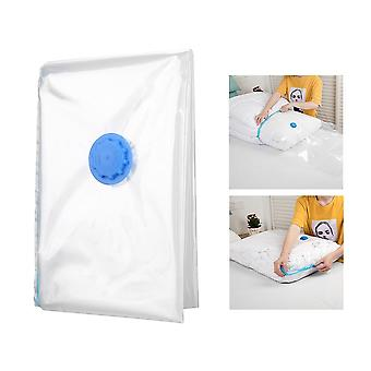 Premium Space Saver Anti Pest Foldable Wardrobe Vacuum Storage Bag For Blanket,