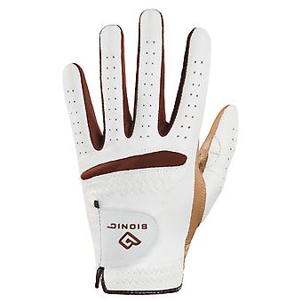 Bionic Womens 2020 Relax Grip 2.0 Leather Terrycloth Breathable LH Golf Glove