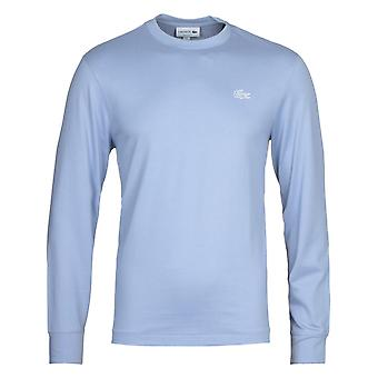 Lacoste Homme Purple Long Sleeve T-Shirt