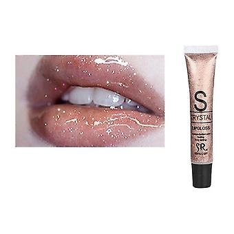 Candy Color Waterproof Lip Gloss, Makeup Long Lasting Glitter, Liquid Lipstick