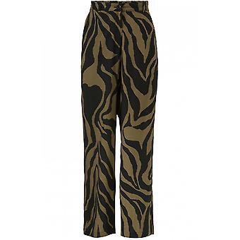 Masai Clothing Perinua Bold Print Trousers