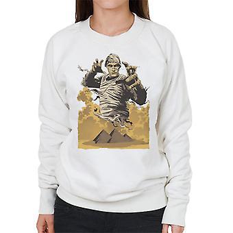 The Mummy Sandstorm Women's Sweatshirt