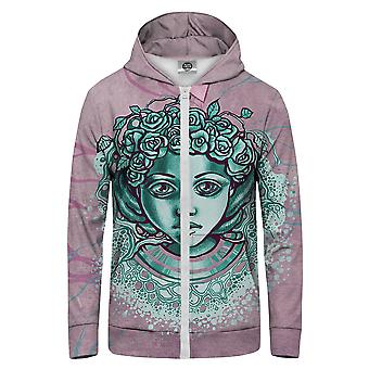 Pan GUGU & Miss GO Rzeźba Bluza z kapturem Kangaroo Zip Up