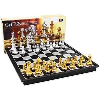 Chess Set With Magnetic Board Game
