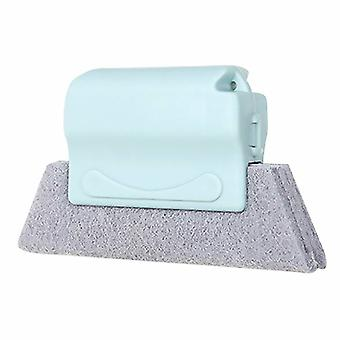 Haven Household Groove Gap Cleaning Brush -  Blue