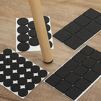 Self Adhesive Anti Slip Pad, Rubber Furniture Feet Leg