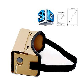 3d Glasses Magnet Vr Box