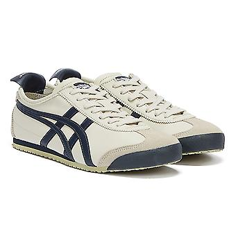 Onitsuka Tiger Mexico 66 Mens White / Navy Trainers
