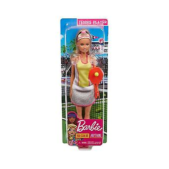 Barbie Career Doll Tennis Player