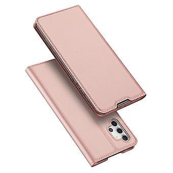 DUX DUCIS Pro Series fodral Samsung Galaxy A32 5G - Rose Gold