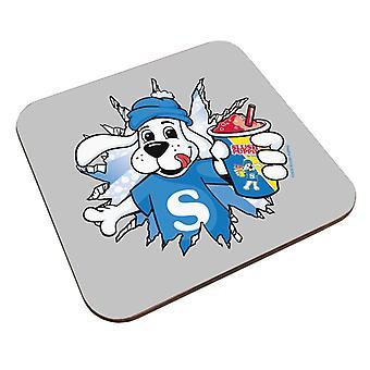 Slush Puppie Burst Through Coaster