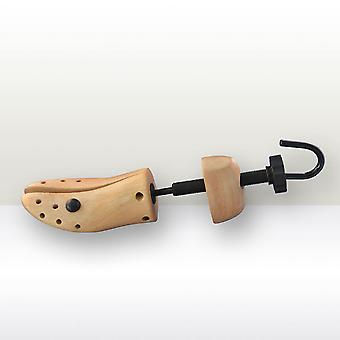 One Way Beech Shoe Stretcher Mens/Ladies-Mens Small 41/43