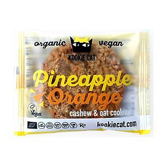 Pineapple Orange Cookie 1 unit of 50g